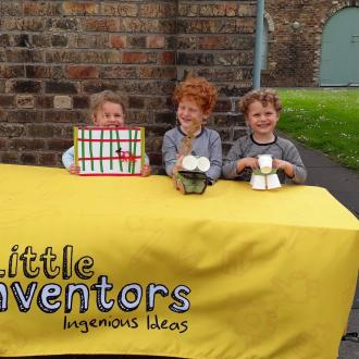 Takeover day at Woodhorn Museum on 2nd June 2019 ⓒLittle Inventors Worldwide