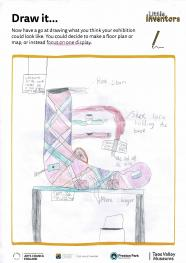 The Book Turner by Lexi - Inventor's Log - Draw your exhibition
